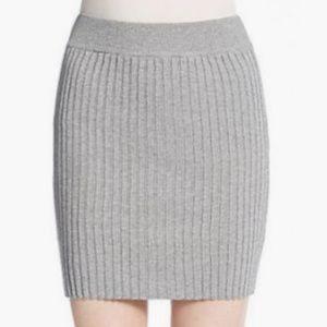 NWT For Love & Lemons Knitz Back to Basics Skirt